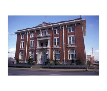 Contemporary photograph of the Junior League of Little Rock Building. Image Credit: Arkansas Historic Preservation