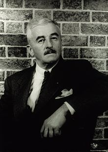Faulkner in 1954