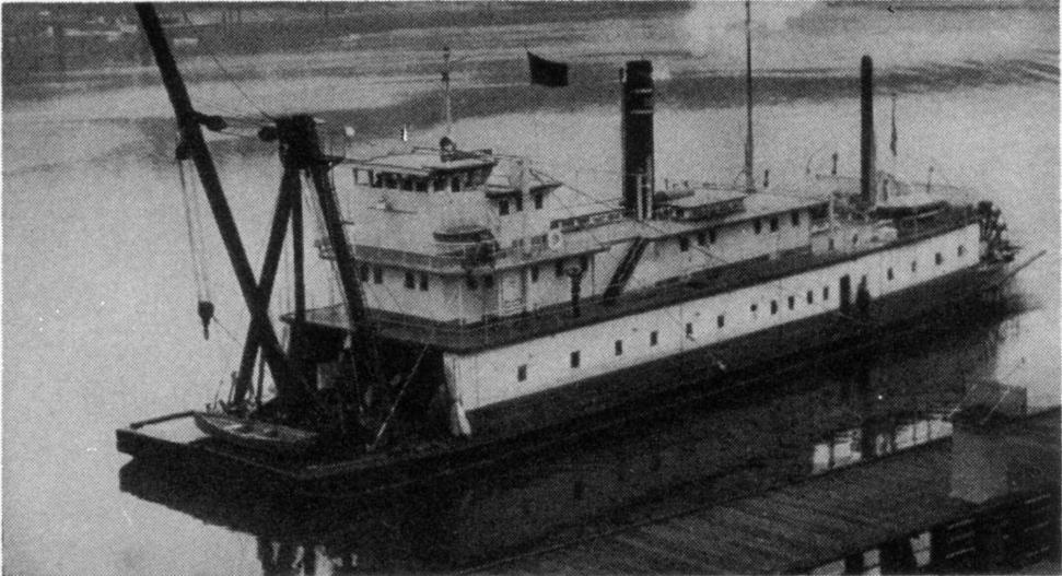 The Preston in operation