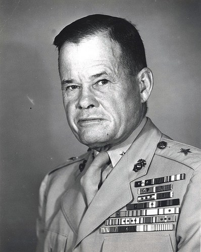 "Lieutenant General Lewis B. ""Chesty"" Puller"