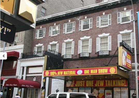 Helen Hayes Theatre (image from Internet Broadway Database)