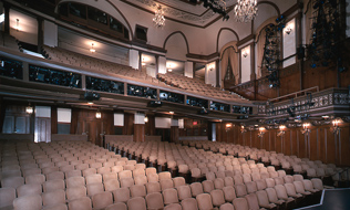 Booth Theatre (image from the Shubert Organization)
