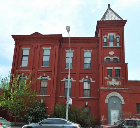 The Schoolhouse as it appears today (bushwick-studio.wikispaces.com)