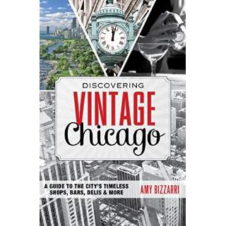 Discover Vintage Chicago,book