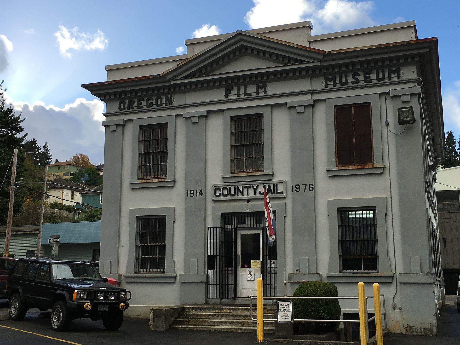 The Oregon Film Museum
