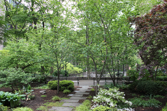 Tudor City Greens (image from Gresham Lang Gardens)