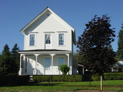 The Caples House Museum
