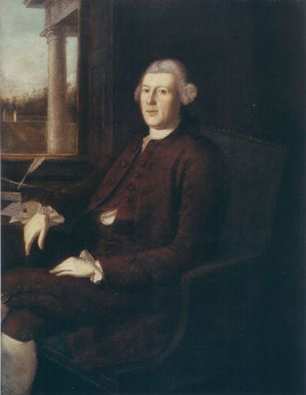 Charles Carroll, Barrister, the builder of the Mount Clare Home.