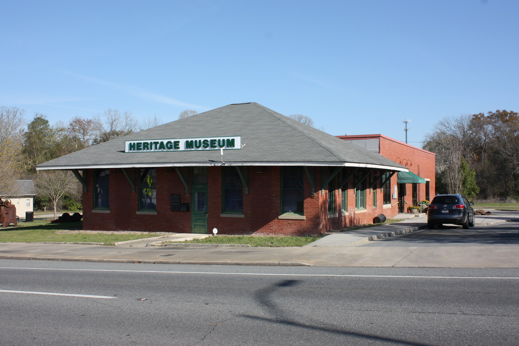 The Heritage Station Museum