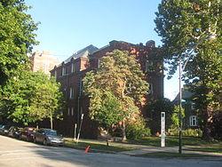 Frank R. Lillie house