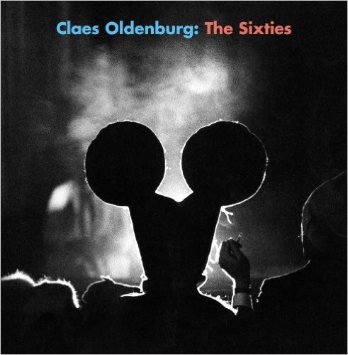 Claes Oldenberg: The Sixties, book