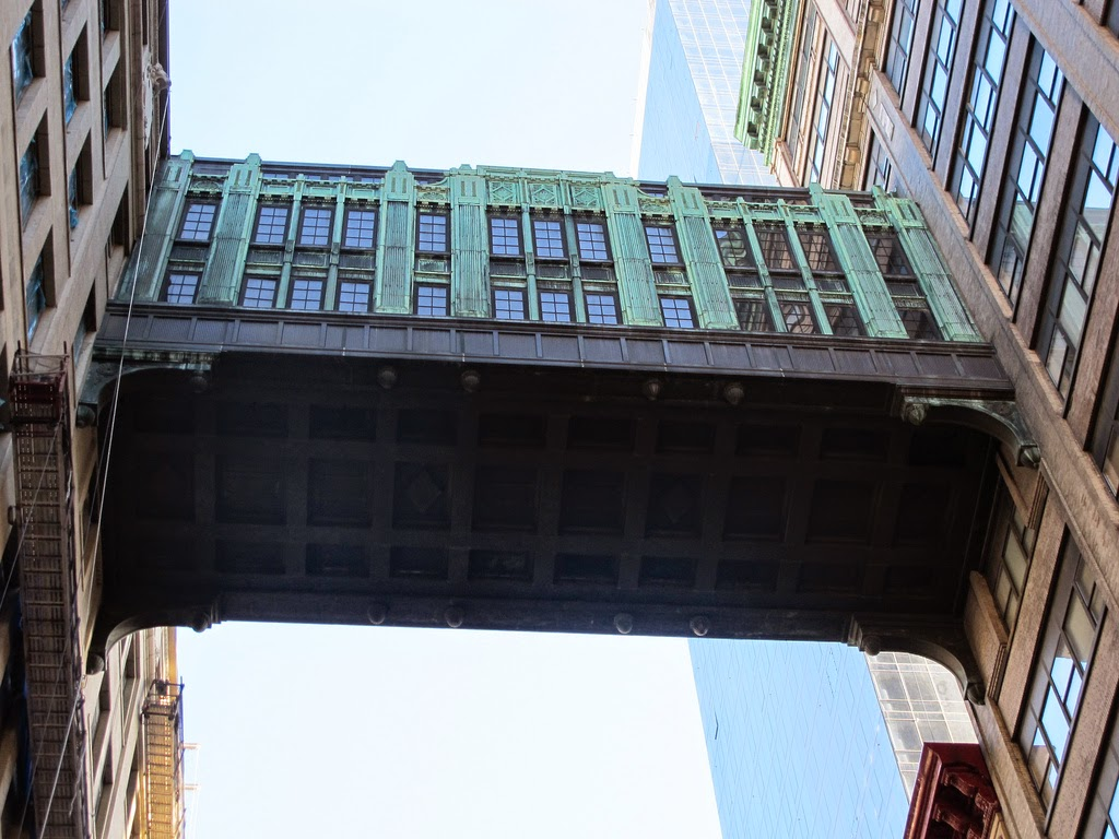 The skybridge as it appears today (www.boweryboyshistory.com)