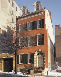 Merchant's House Museum (image from NYC Parks)
