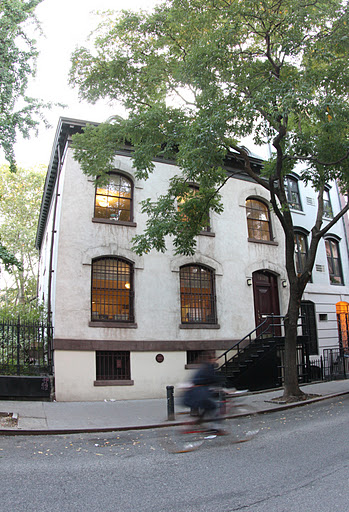 Neighborhood Preservation Center (former rectory of St. Mark's in-the-Bowery) (image from the Neighborhood Preservation Center)