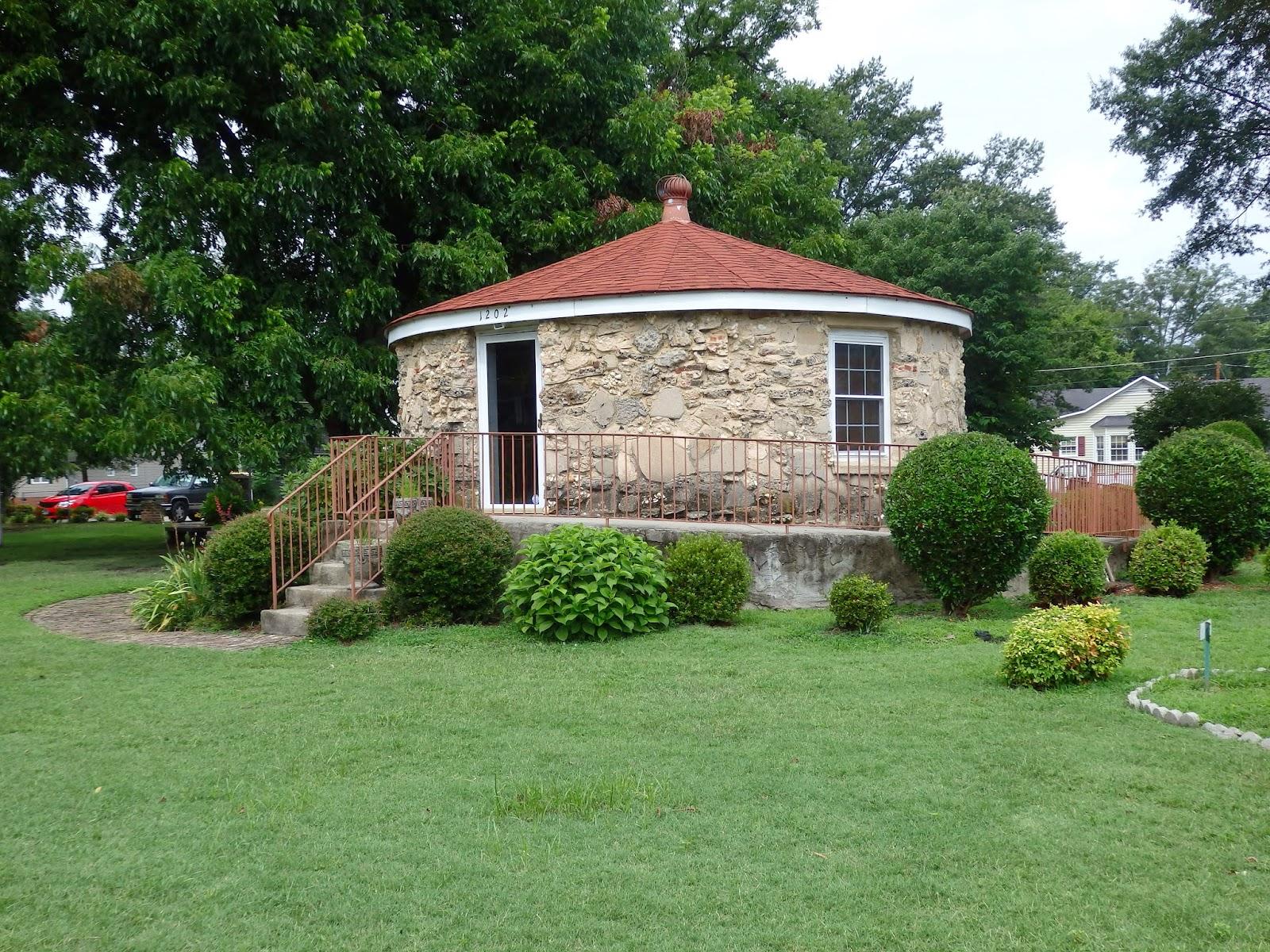 The Freeman Roundhouse Museum