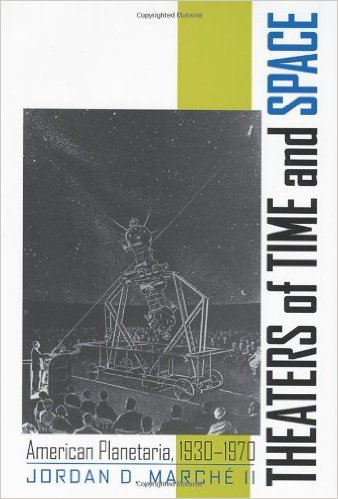 Learn about the history of planetariums in the US-click the link below for more information about this book from Rutgers University Press