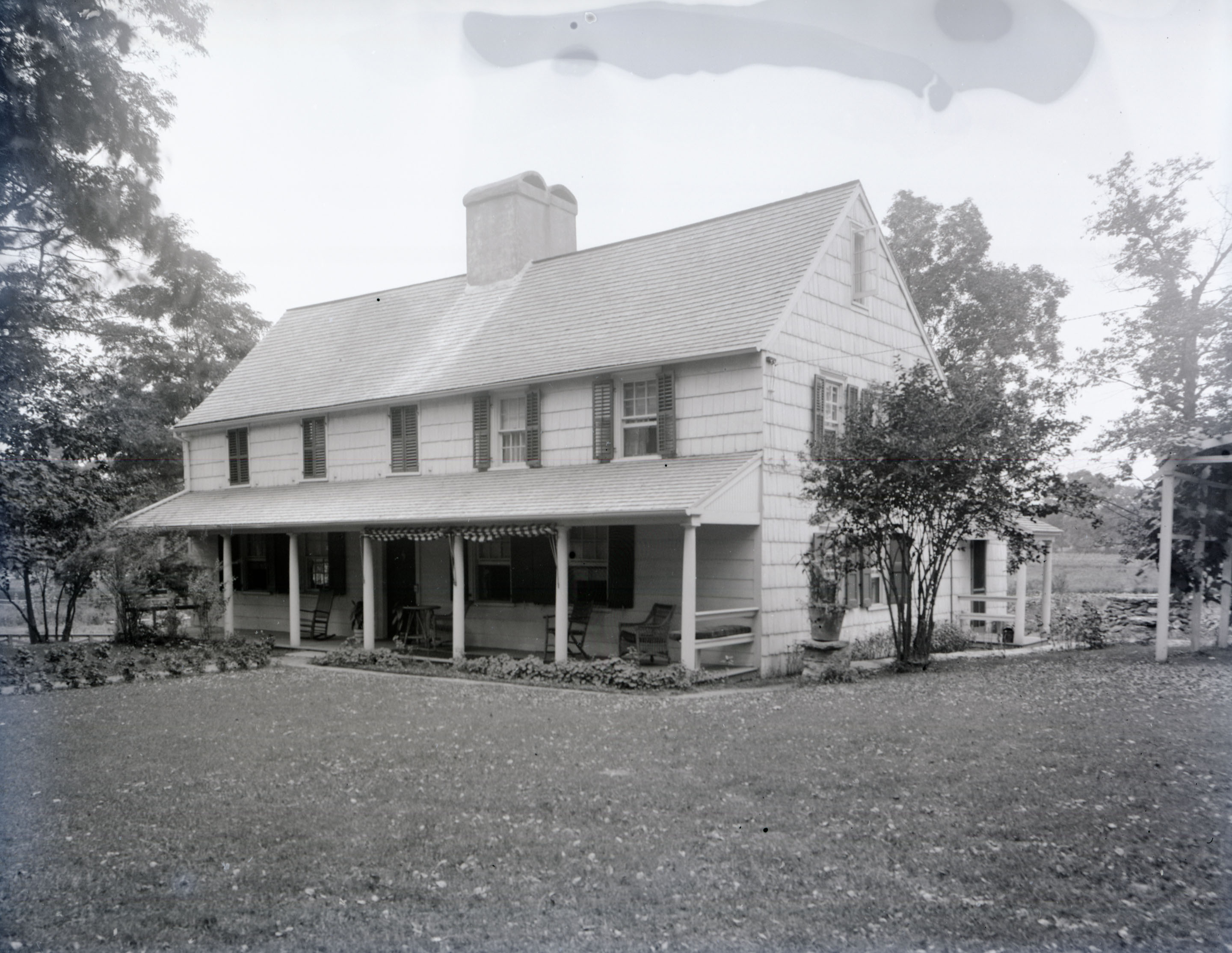 Timothy Knapp House, August 5, 1907.