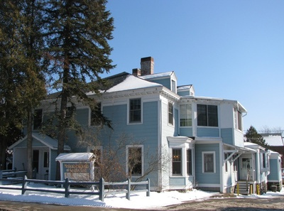 Dr. E.L. Trudeau House & Office (2018)