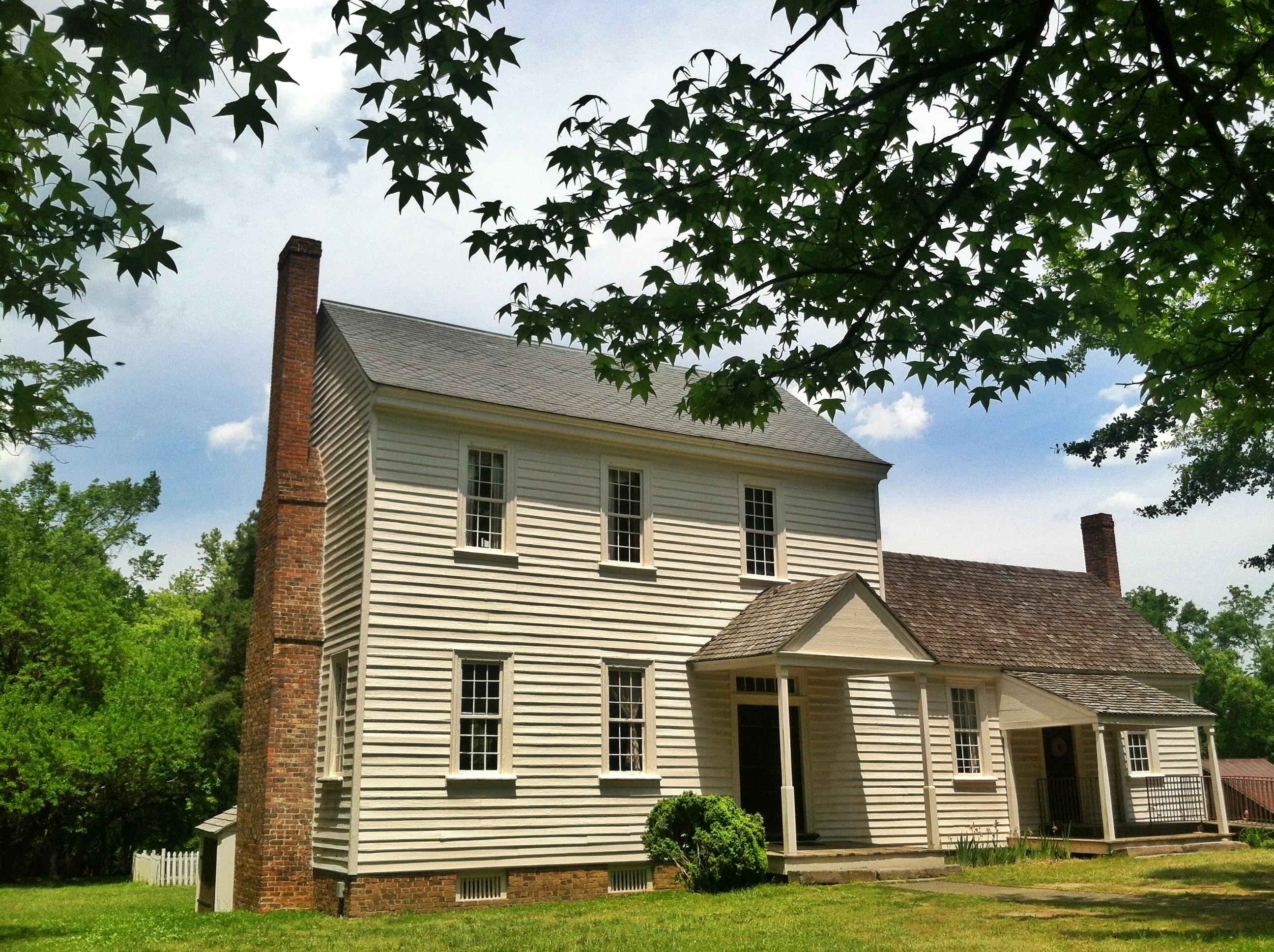 The Bennehan house