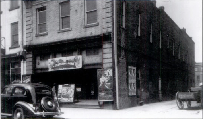 Lincoln Theatre in the 1940s