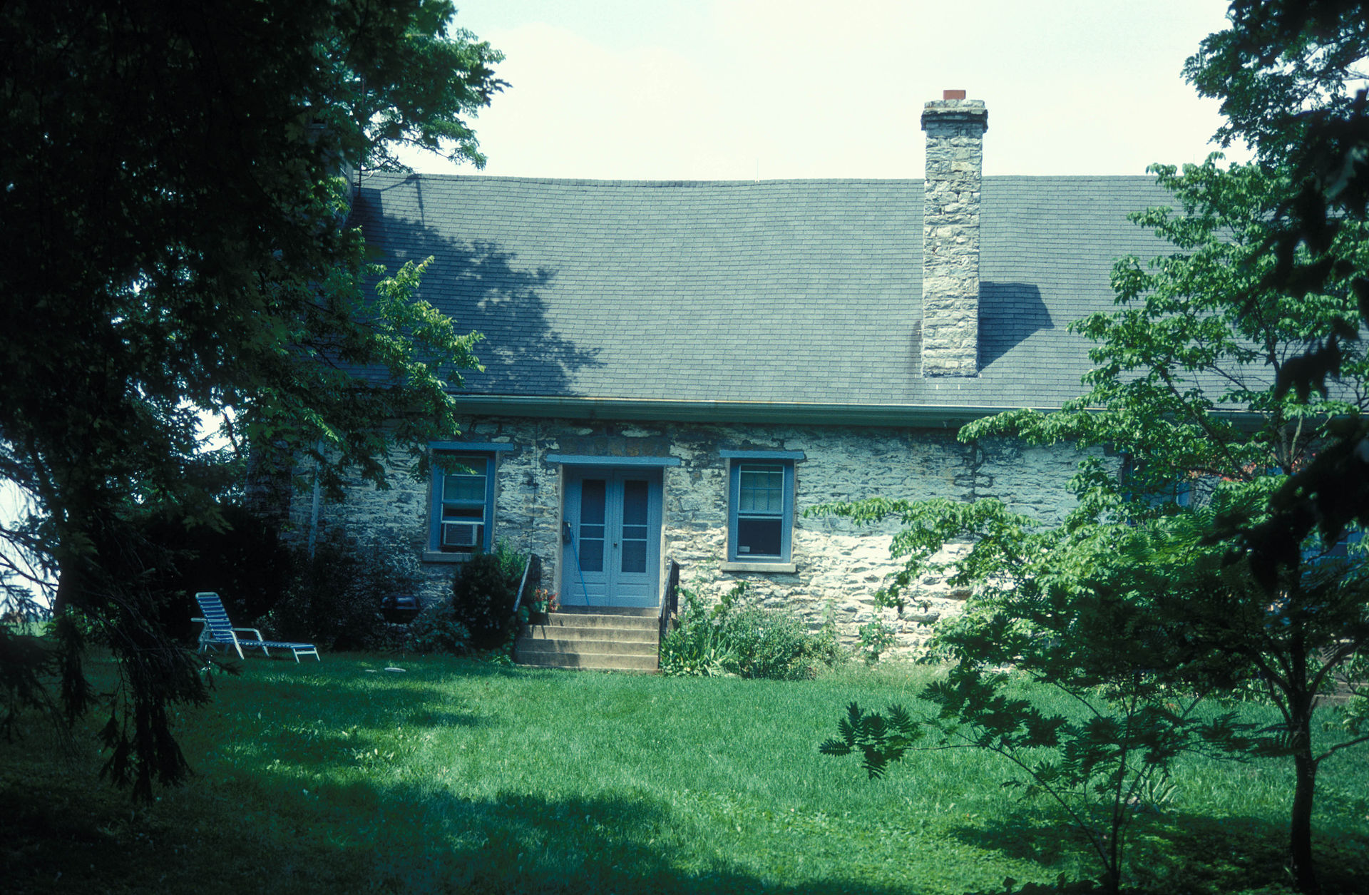 General Charles Lee's house