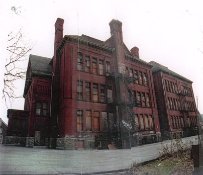 The school was placed on the Providence Preservation Society's Ten Most Endangered Properties List in 1995, but efforts to preserve the building failed.