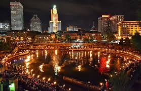 For the past decade, the city has sponsored a series of summer events known as Waterfire. These bonfires move to music and have inspired similar installations in other cities.