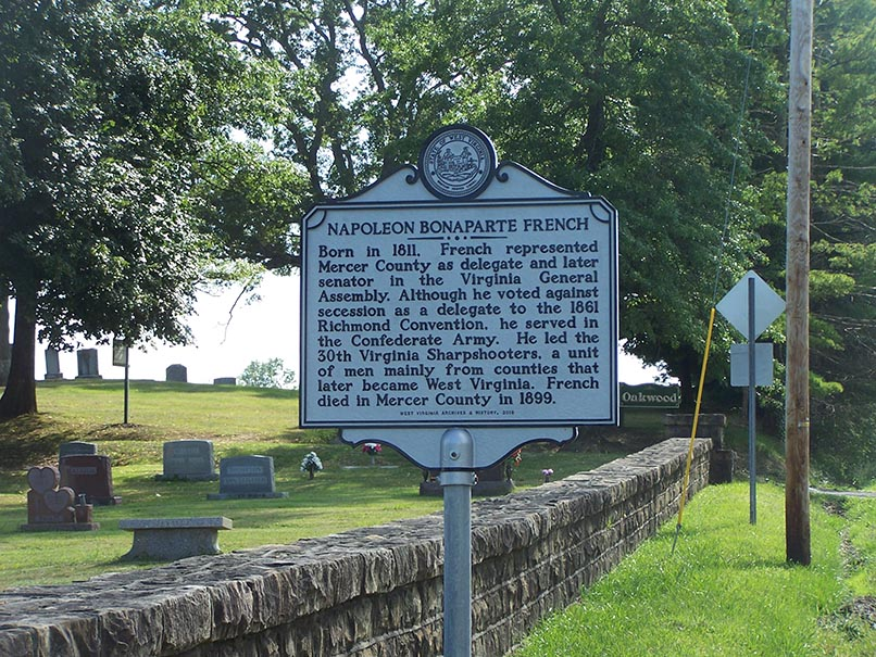 State Historical Marker