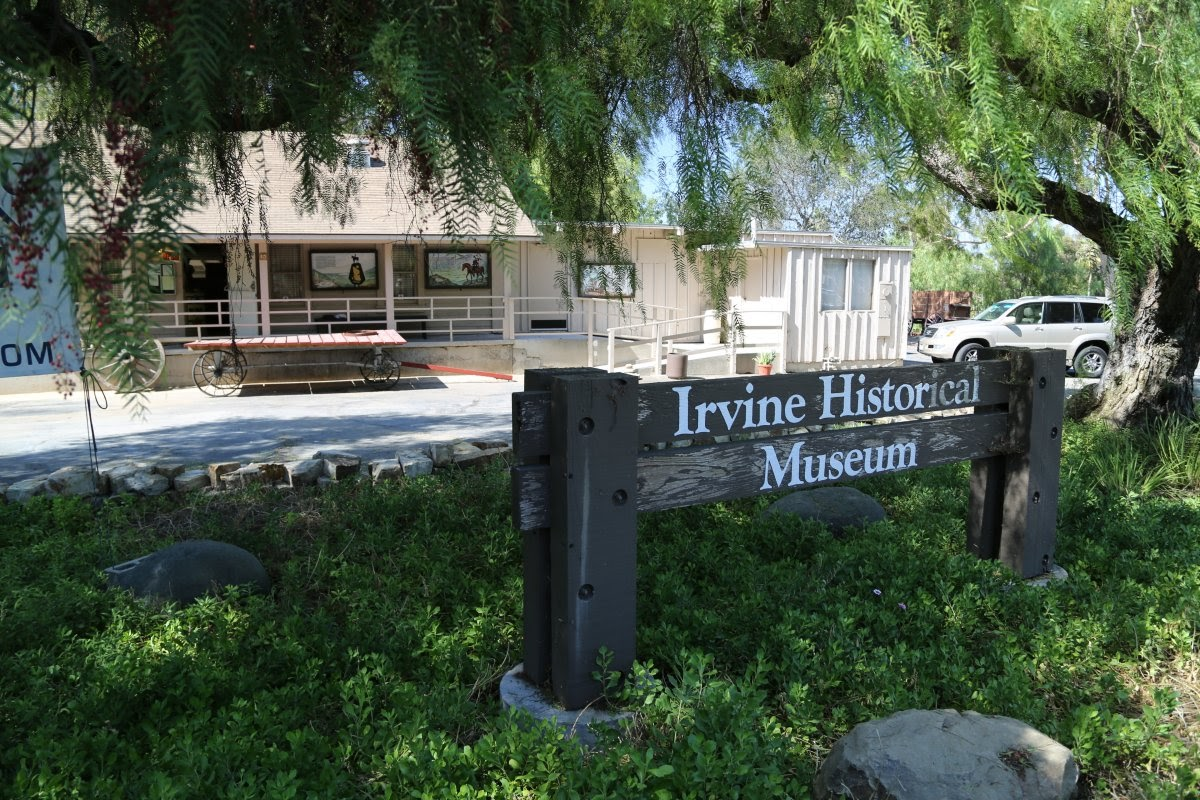 The Irvine Historical Society and Museum.