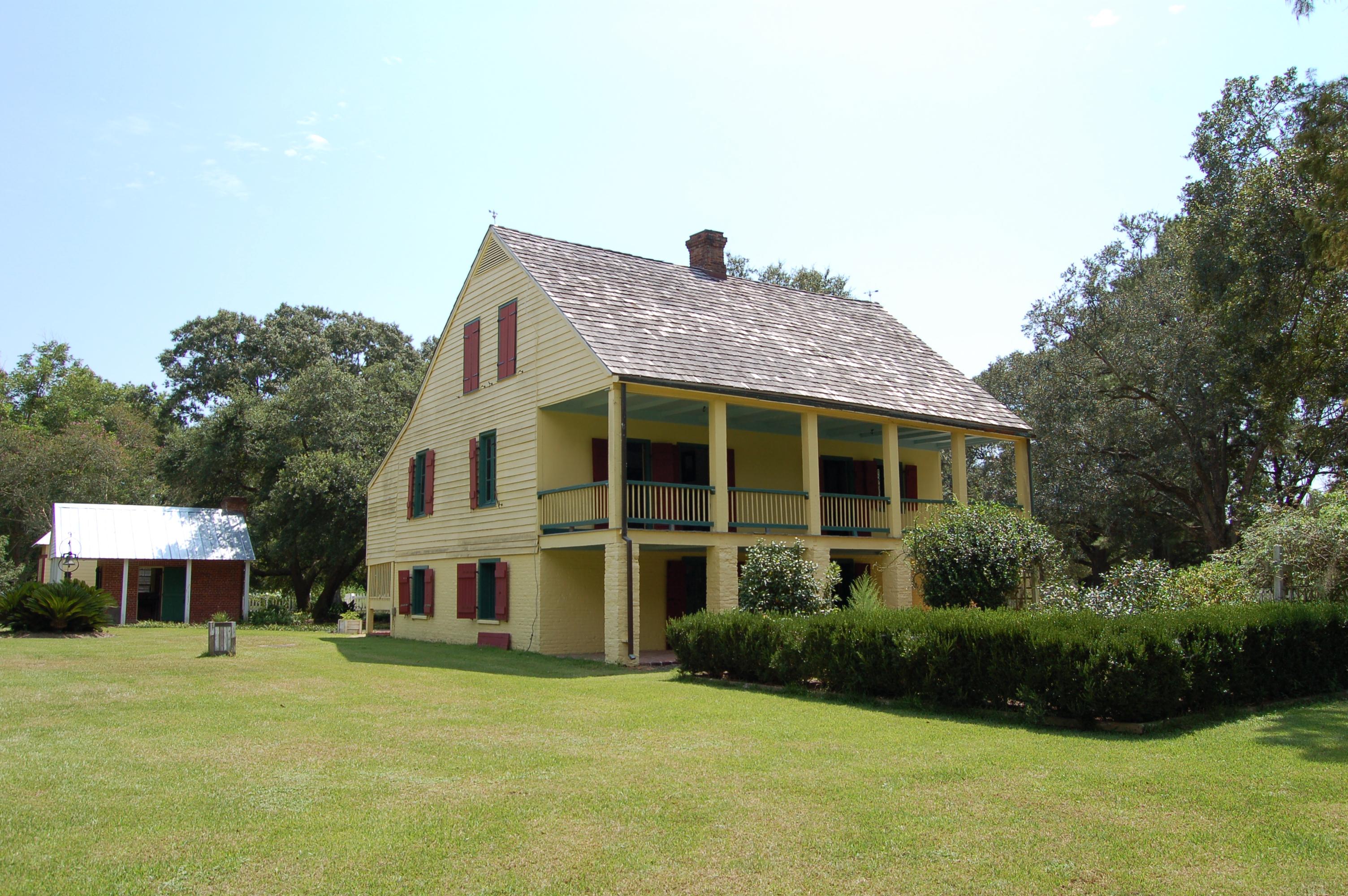 Maison Olivier Creole Cottage