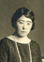 Yona Tsudo Abiko, founder of the San Francisco Japanese YWCA (image from Discover Nikkei)