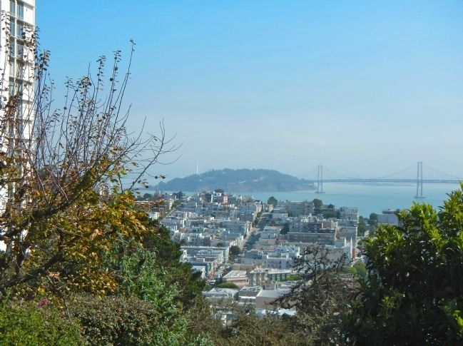 View from Russian Hill overlook (image from Historic Marker Database)