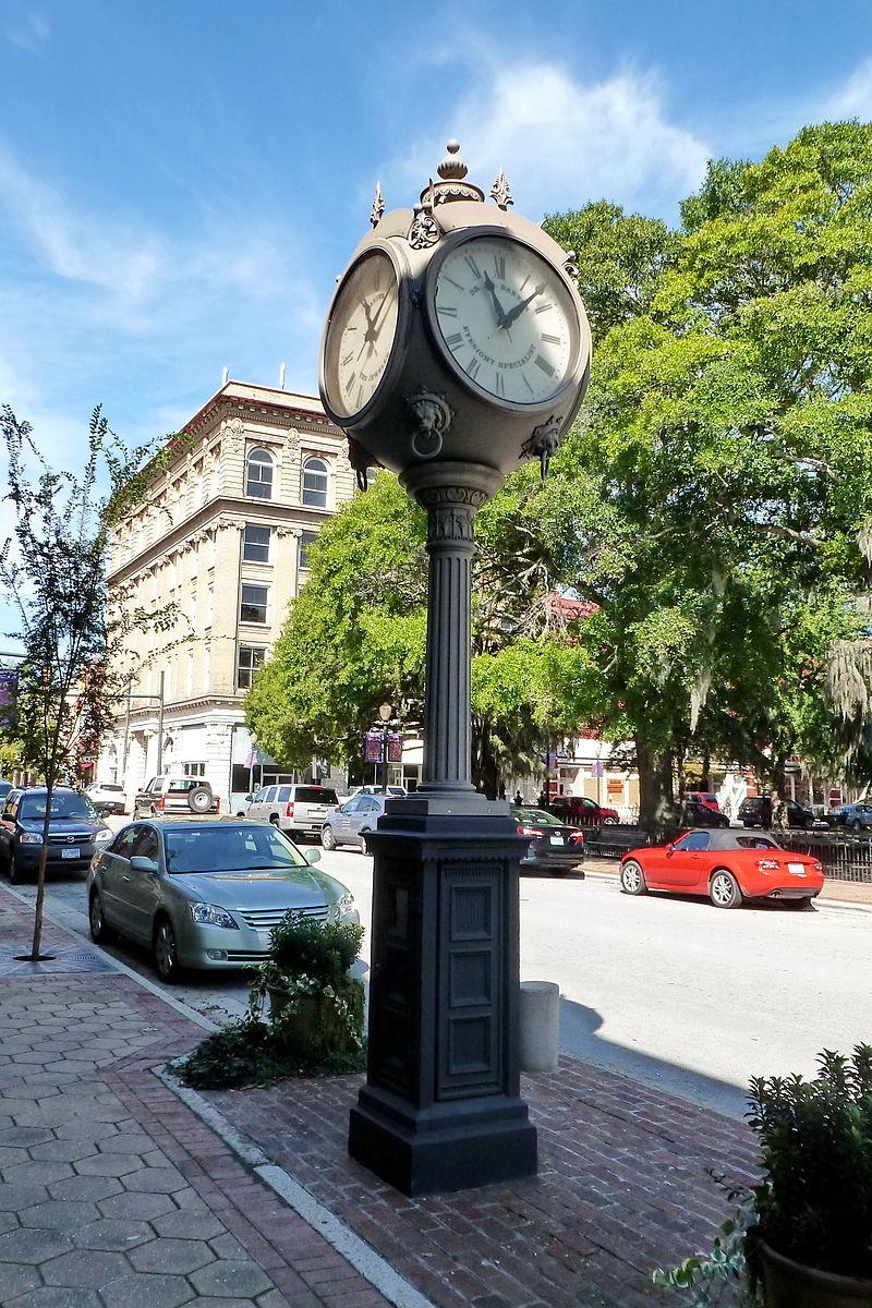 Baxter Clock