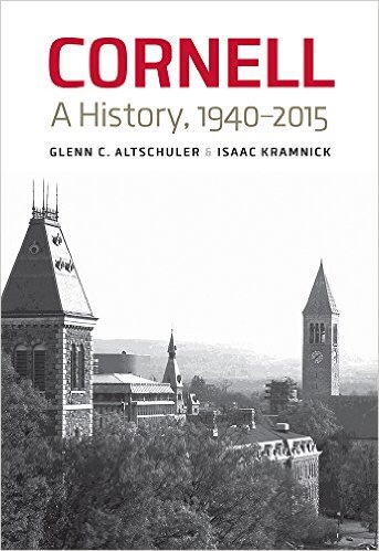 Learn more about Cornell with this book, linked below