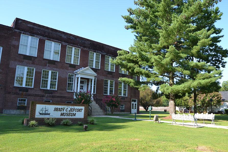 The Brady Jeffcoat Museum of Americana