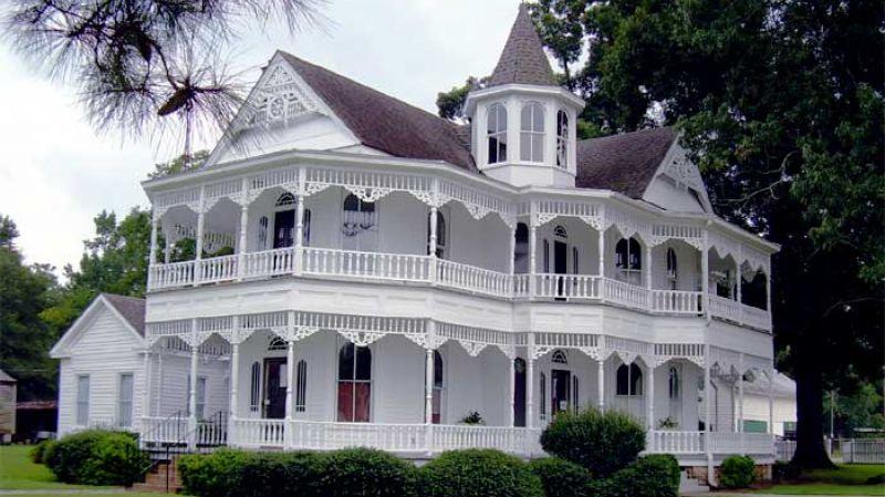 The John Blue House