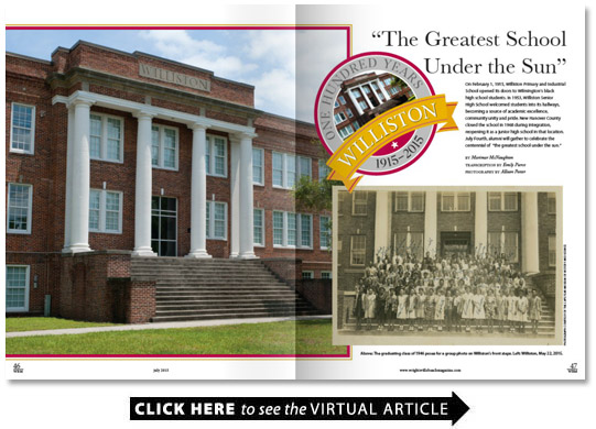 The Greatest School Under the Sun by Marimar McNaughton July 2015