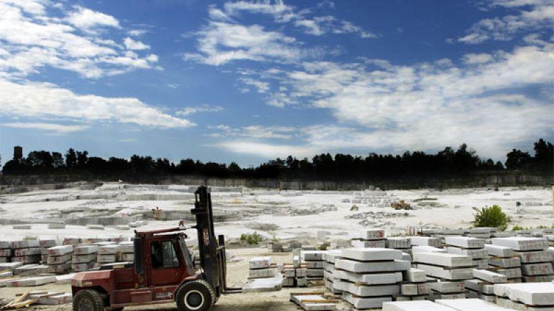 The North Carolina Granite Corporation Quarry