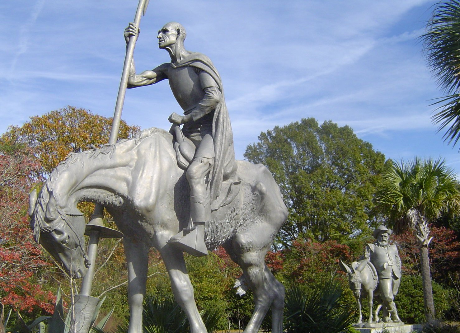 """""""Don Quixote"""", regarded as one of Anna Huntington's best works"""