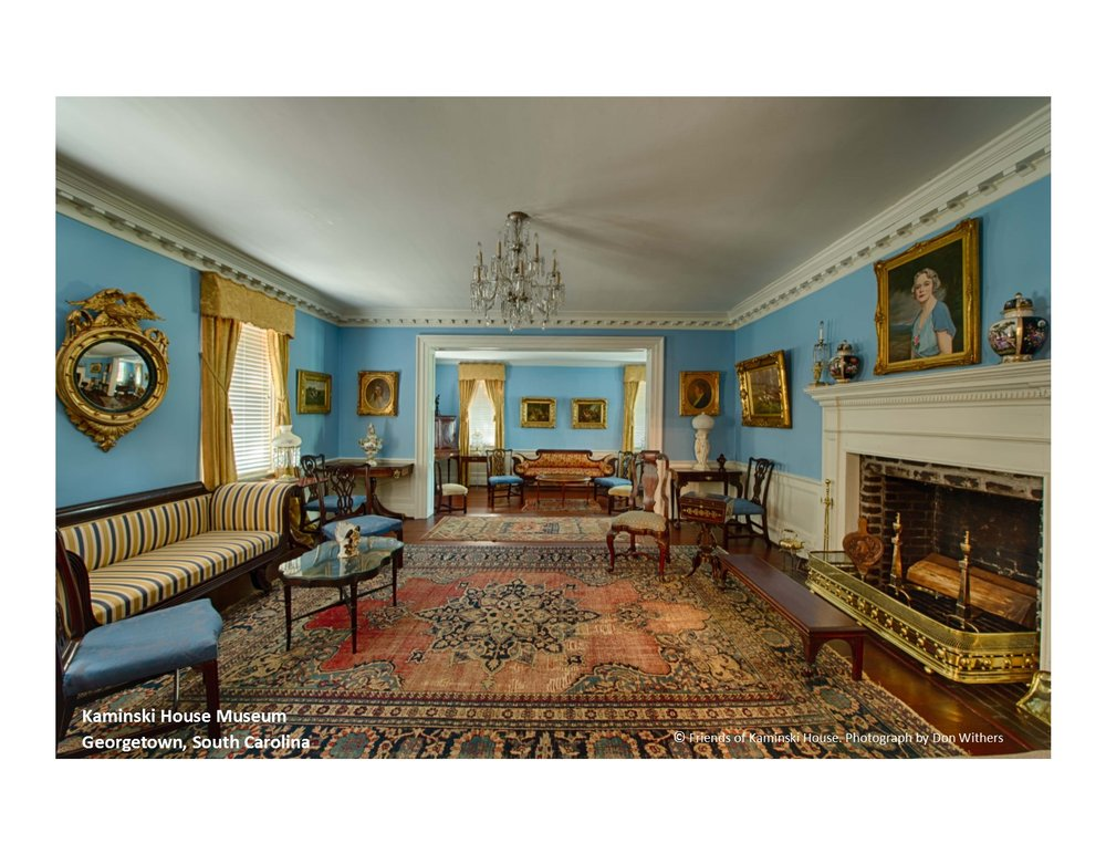 View of the Drawing Room