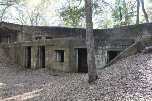 Fort Fremont Battery