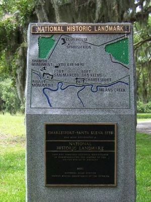 National Historic Landmark historical marker