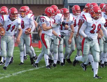 Sprint football team
