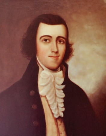 Portrait of Richard Bland Lee I (1761-1827), artist unknown (public domain)