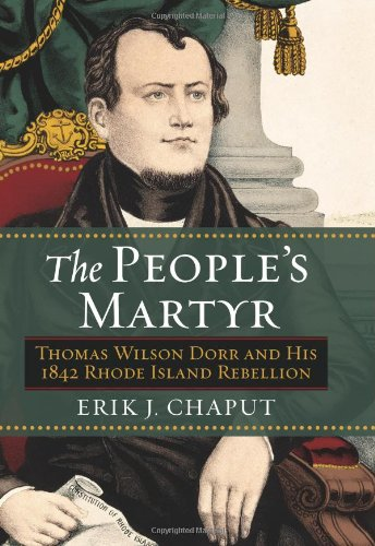 Learn more about the Dorr Rebellion with this book from the University of Kansas Press.