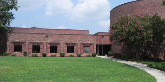 I.P. Stanback Museum and Planetarium