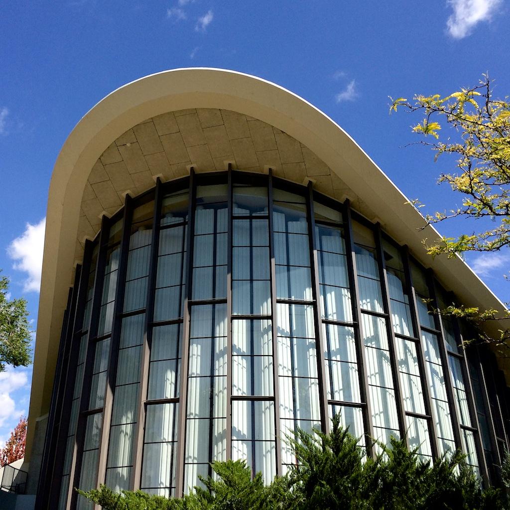 The Fleischmann Planetarium and Science Center was built in 1963.