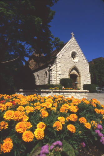 St. Joan of Arc Chapel circa 2000