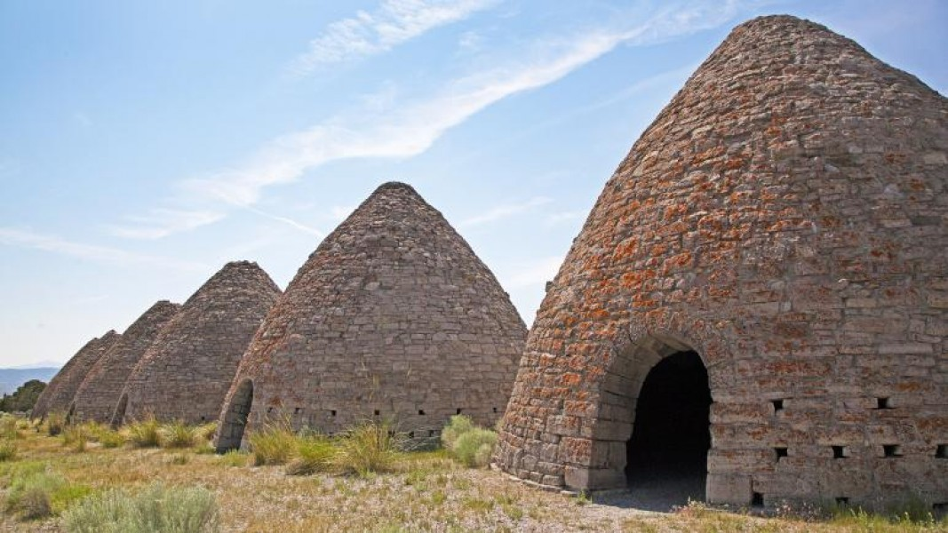 The charcoal ovens