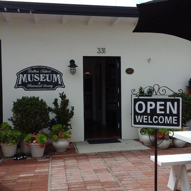 The museum is staffed by residents who enjoy sharing the history of their community with visitors to the island.